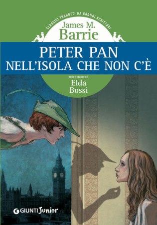 BARRIE JAMES MATTHEW PETER PAN NELL ISOLA CHE NON C E COPERTINA