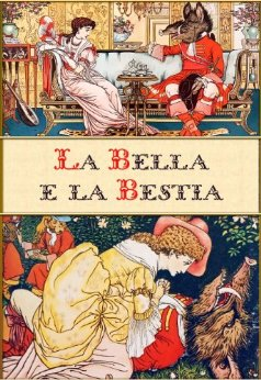 COLLODI CARLO LA_BELLA_E_LA_BESTIA copertina