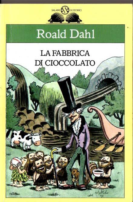 DAHL ROALD_LA FABBRICA DI CIOCCOLATO_DSA LDP_COPERTINA