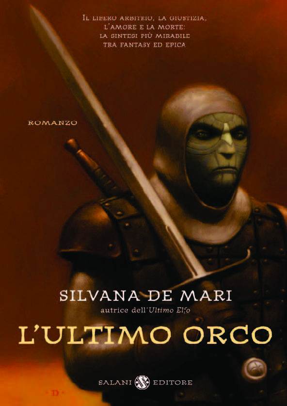DE MARI SILVANA L_ULTIMO ORCO COPERTINA