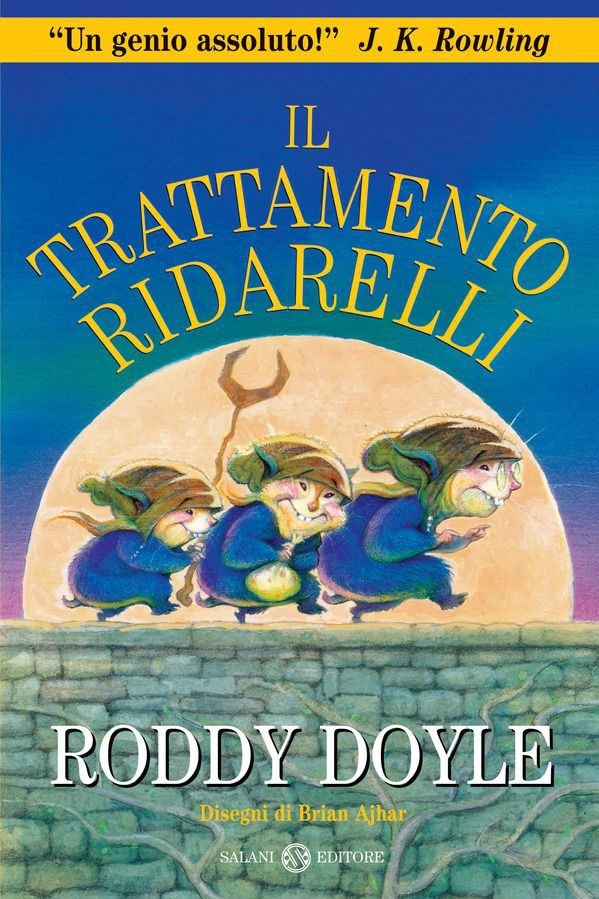 DOYLE RODDY IL TRATTAMENTO RIDARELLI_COPERTINA