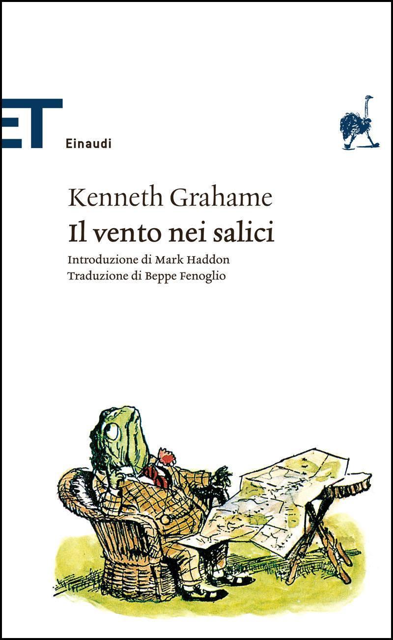 GRAHAME KENNETH IL VENTO NEI SALICI COPERTINA