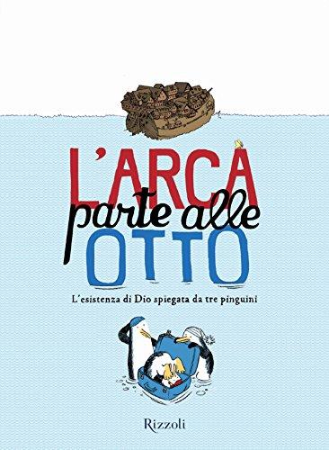 HUB ULRICH e MÙHLE JÒRG L ARCA PARTE ALLE OTTO_COPERTINA