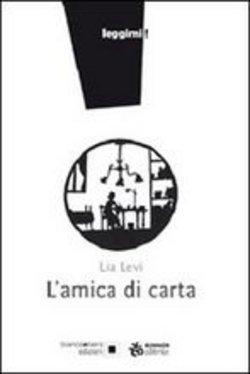 LEVI LIA L AMICA DI CARTA COPERTINA