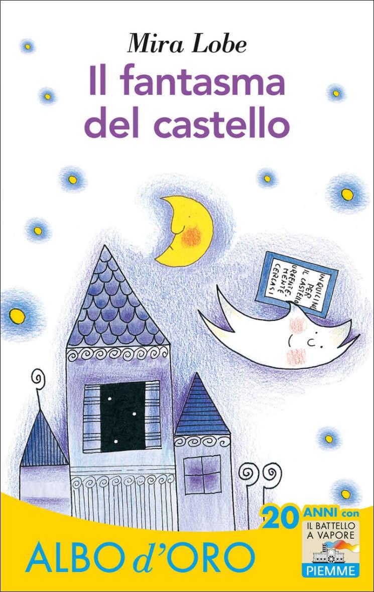 LOBE MIRA IL FANTASMA DEL CASTELLO copertina