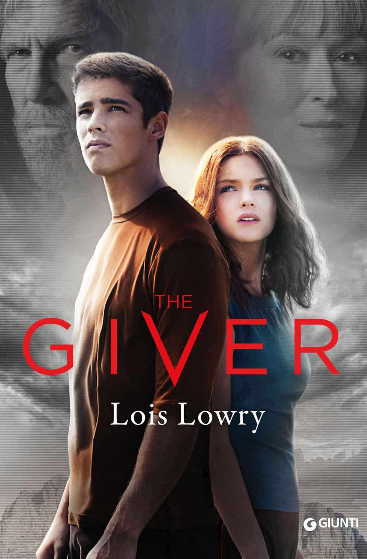 LOWRY LOIS THE GIVER - IL DONATORE COPERTINA