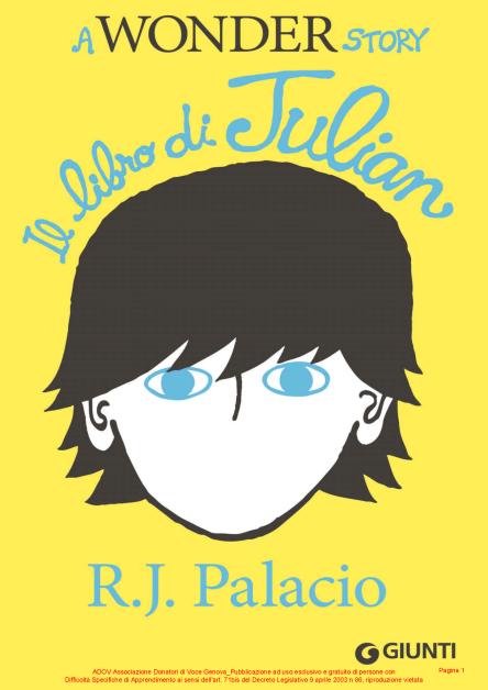 PALACIO R.J - IL_LIBRO_DI_JULIAN_COPERTINA